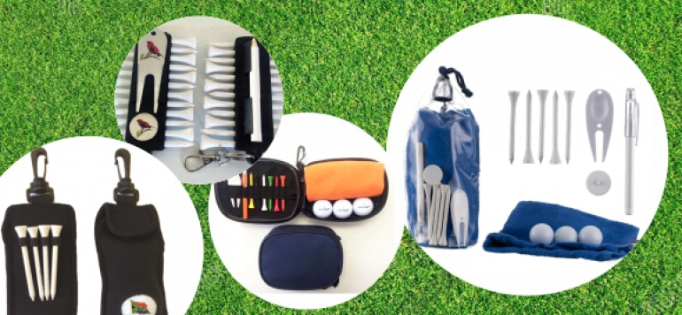 Golf Goodie PVC Bags